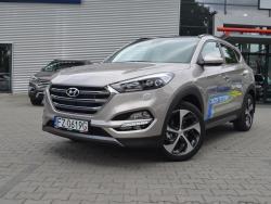 Hyundai Tucson 2.0 CRDI (185 KM) Tour de Pologne