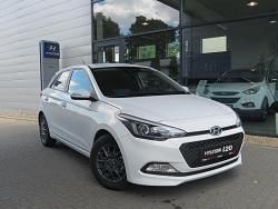 Hyundai i20 1.4 MPI (100 KM) AT Comfort Polar White