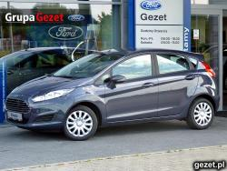 Ford Fiesta 1.0 EcoBoost 100KM Trend