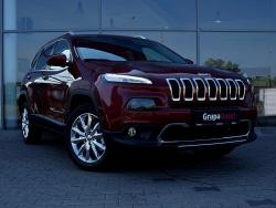 Jeep Cherokee 2.0 MJD 170KM A9 Active Drive 4x4 I Limited