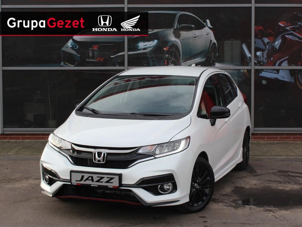Honda Jazz 15 I Vtec Dynamic Cvt Adas Promocja Kolor Biały