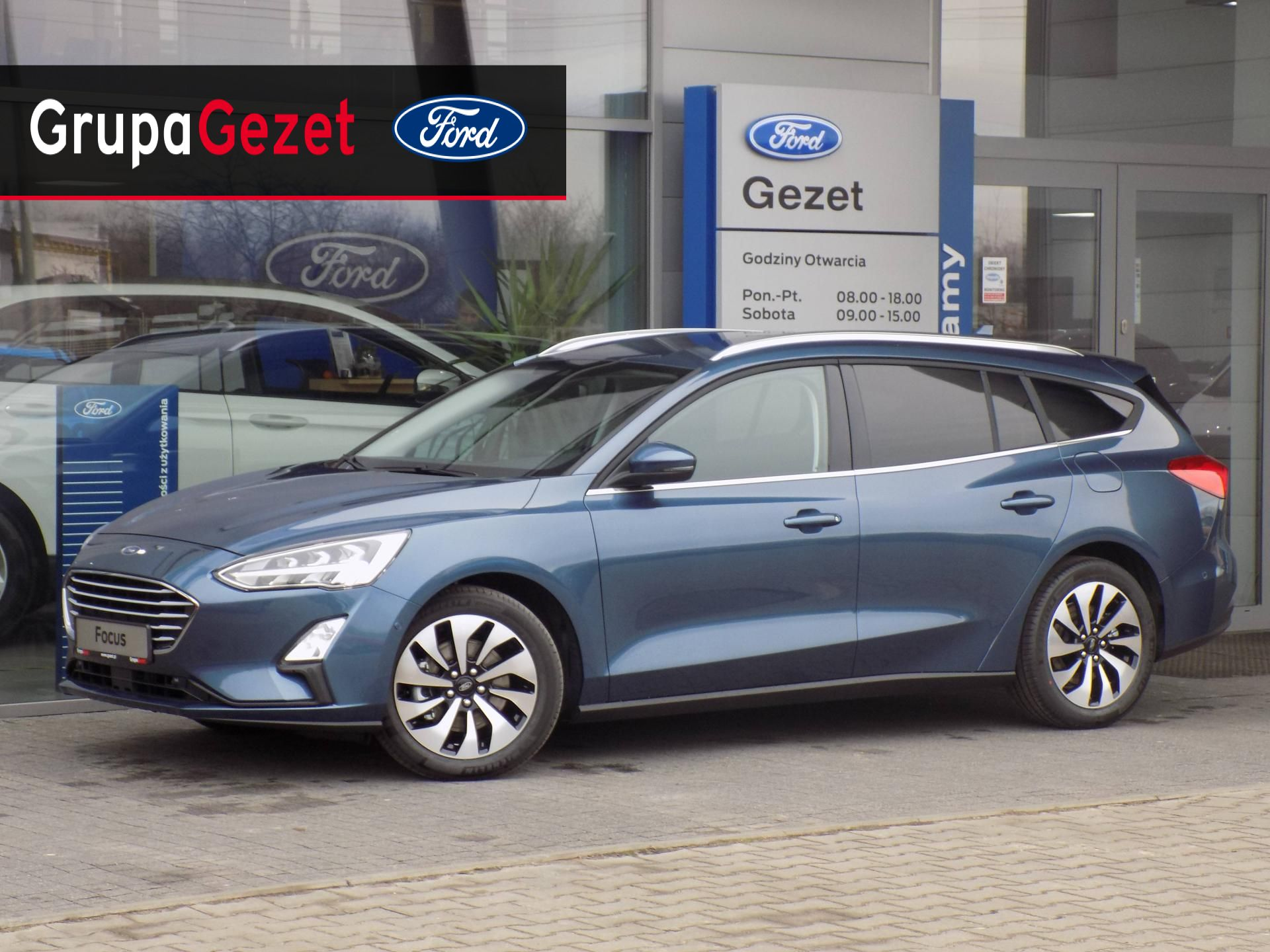Ford Focus Kombi 1 5 Ecoblue 120 Km A8 Trend Edition Bussines