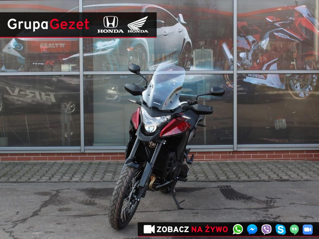 Honda VFR 1200X Crosstourer ABS TC, DCT (Automat) | Kolor