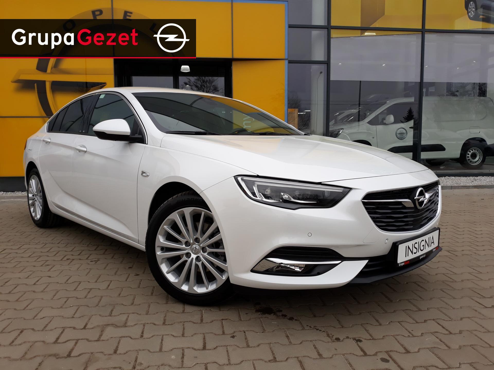 Masywnie Opel Insignia Elite 1.5 Benzyna(165KM) AT6 MEGA RABAT 30 000zł SN51