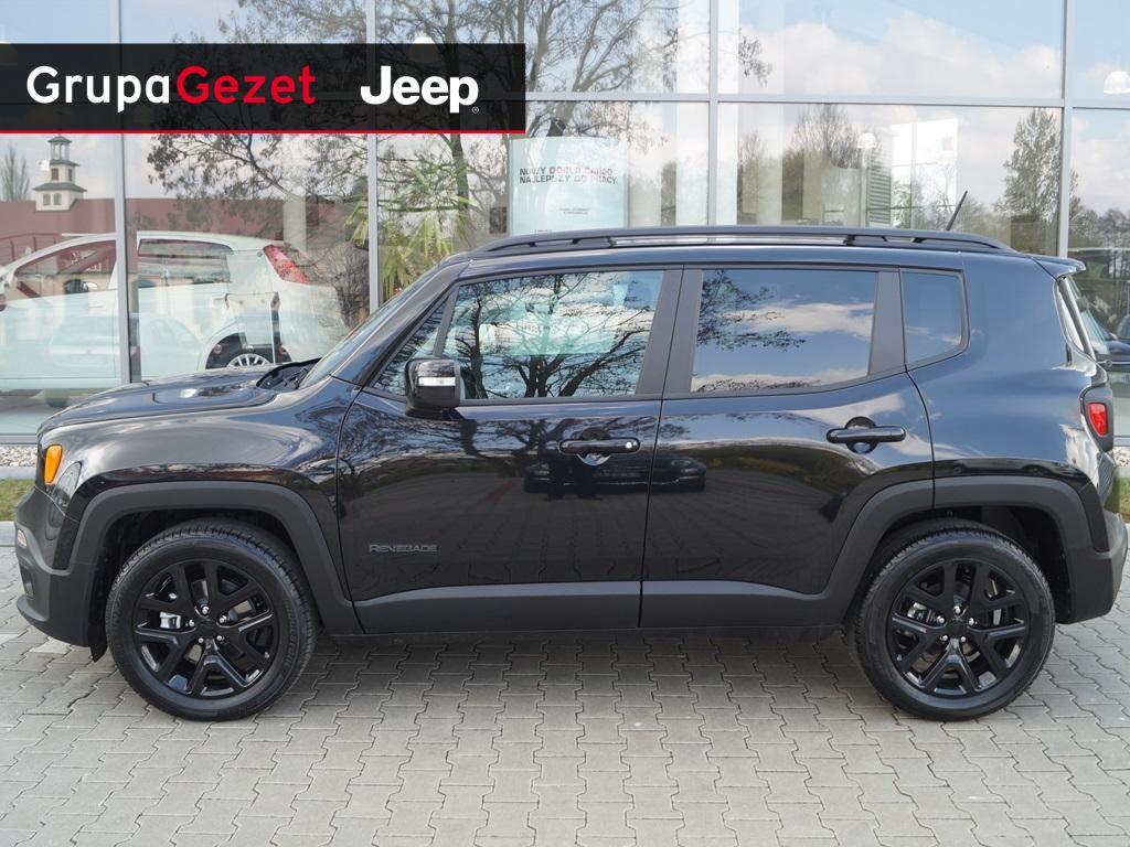 jeep renegade batman 1 6 multijet 120km m6 edycja limitowana kolor czarny samochody nowe. Black Bedroom Furniture Sets. Home Design Ideas