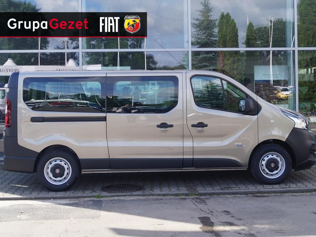 fiat talento kombi sx l2h1 1 6 ecojet 125 km 9 miejsc. Black Bedroom Furniture Sets. Home Design Ideas