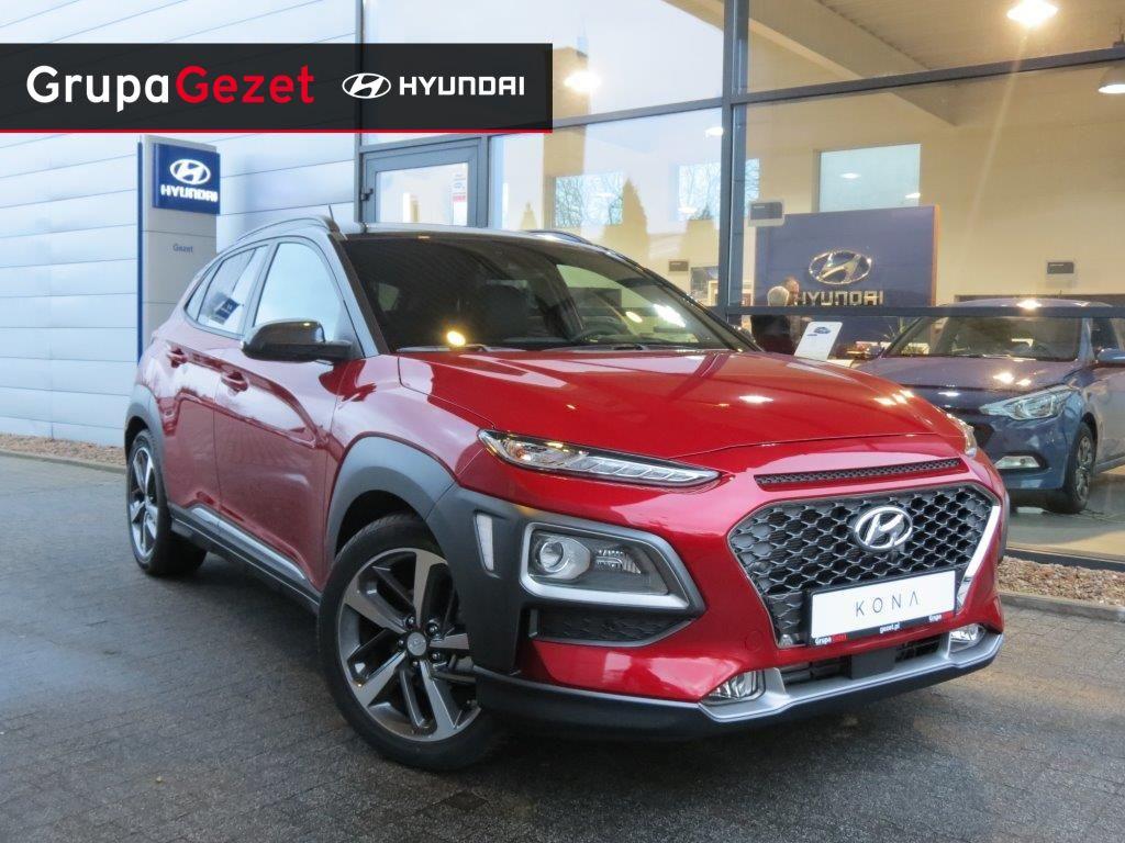 Hyundai Kona 1 0 T Gdi 120 Km 6mt Premium Pulse Red