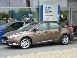 Ford Focus Ford Focus Sedan Trend (125KM)