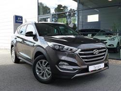 Hyundai Tucson 1,6 MPI (132KM) Cofort