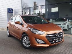 Hyundai i30 i30 1.4 MPI (100 KM) Classic Plus z Pakietem Drive & Park