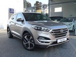 Hyundai Tucson 2,0 CRDI (136KM) Style  felgi 19