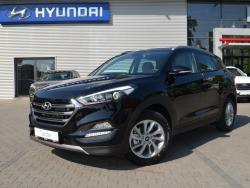 Hyundai Tucson 2.0 CRDI (132 KM) GO! + chromowany gril