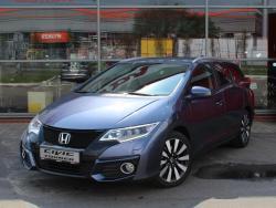 Honda Civic Tourer 1.8 i-VTEC AT LIFESTYLE 2016 Nawigacja Gratis