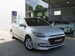 Hyundai i20 1.2 MPI (84KM) GO! UEFA Sleek Silver
