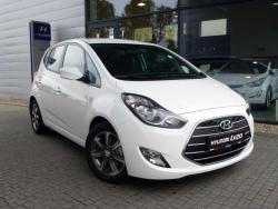 Hyundai ix20 1.6 MPI (125 KM) AT Comfort FL Polar White