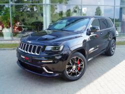 Jeep Grand Cherokee 6.4 HEMI V8 468KM A8 Quadra-Track SRT