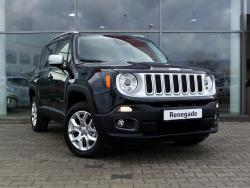 Jeep Renegade 2.0 MultiJet 140 KM AT9 AWD Low, Limited