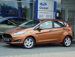 Ford Fiesta 1.25 Duratec 82 KM M5 TREND