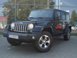 Jeep Wrangler Unlimited Sahara 3.6 Pentastar 284km 4x4