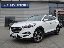Hyundai Tucson 1,7 CRDI AT (141 KM) Premium Polar White