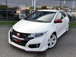 Honda Civic 2.0 i-VTEC Turbo TYPE R White Edition