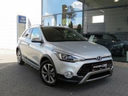 Hyundai i20 1.4 (100KM) Active Sleek Silver