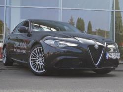 Alfa Romeo Giulia SUPER 2.2 TURBO DIESEL 180KM Auto Demonstracyjne