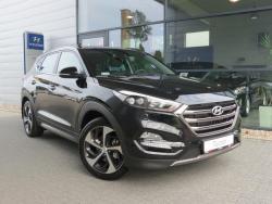 Hyundai Tucson 2.0 CRDI (185 KM) 4WD AT  PREMIUM Phantom Black