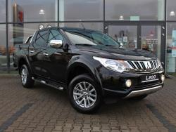 Mitsubishi L200 Intense Plus 2.4 DiD 181 KM 6MT 4WD