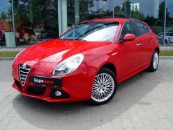 Alfa Romeo Giulietta 1.4 TB MultiAir 16V 170 KM TCT DISTINCTIVE