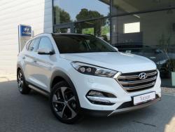 Hyundai Tucson 1.7 CRDI (141 KM) 7AT  Premium Polar White