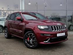 Jeep Grand Cherokee 6.4 HEMI V8 468KM A8 4x4 Quadra Trac SRT Demo