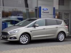 Ford S-MAX Titanium 2.0 150 KM WYPRZEDAŻ rocznika