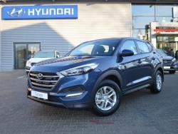 Hyundai Tucson 1.6 GDI MT (132 KM) Classic  Blue