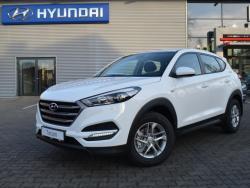 Hyundai Tucson 1.6 GDI MT (132 KM) Classic  Polar White