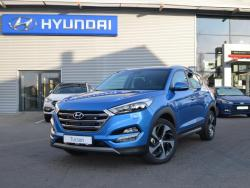 Hyundai Tucson 2,0 CRDI 2WD (136KM) Style +19'' kolor ARA BLUE