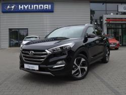 Hyundai Tucson 2.0 CRDI AT 4WD (185 KM) Premium phantom Black