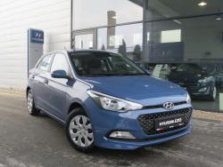 Hyundai i20 Hyundai i20 1,2 MPI (84 KM) Classic Plus Feel&Connect Morning Glory