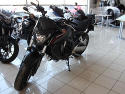 Honda CB 650F nowy rocznik 2016