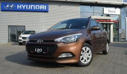 Hyundai i20 Comfort 1.4 MPI AT (100KM) skrzynia automatyczna