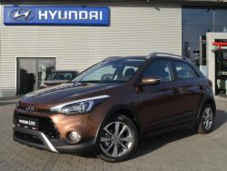 Hyundai i20 1.4 MPI 4AT (100 KM) Active+ Automat + kolor: CASHEMERE BROWN metalik