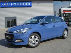 Hyundai i20 1.2 MPI (84KM) Classic Plus + felgi + pakiet Feel &Connect - WYPRZEDAŻ