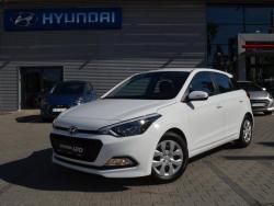 Hyundai i20 1.2 MPI (84KM) Classic Plus; kolor: Polar White