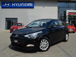 Hyundai i20 1.2 MPI (84KM) Classic Plus + kolor: PHANTOM BLACK perłowy
