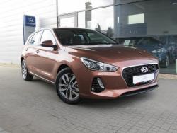 Hyundai i30 1.6 CRDI (110 KM) PREMIER COMFORT Intense Copper