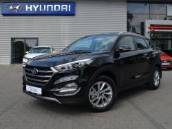 Hyundai Tucson 1,6 GDI MT (132 KM) Comfort jasne wnętrze + kolor: PHANTOM BLACK