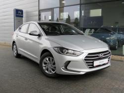 Hyundai Elantra 1.6 MPI (128KM) Classic Plus Platinium Silver