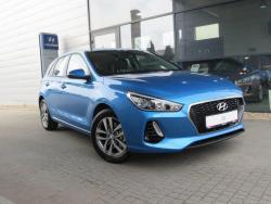 Hyundai i30 1.4 MPI (100 KM) PREMIER Comfort Ara Blue