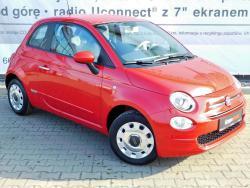 Fiat 500 1.2 69 KM Pop, seria IV 2016