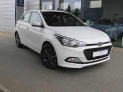 Hyundai i20 1,2 MPI (84 KM) Classic Plus FRESH - Polar White